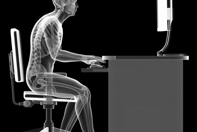 Why we Need Good Posture at Work