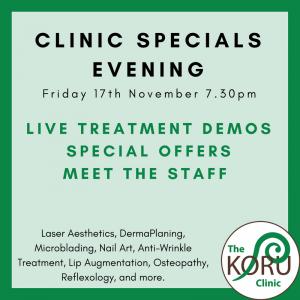 Clinic Evening